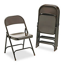 Virco Metal Folding Chair 29 12
