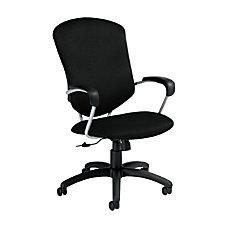 Global Supra Tilter Chair High Back