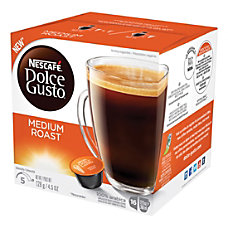 Nescafe Dolce Gusto Medium Roast Coffee