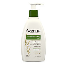 Aveeno Daily Moisturizing Lotion 12 Oz