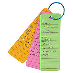 Hygloss Bright Book Buddies Bookmarks Fun