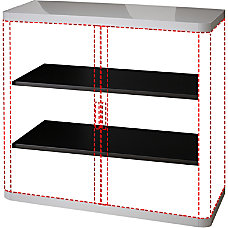 Paperflow USA easyOffice 41 Storage Cabinet