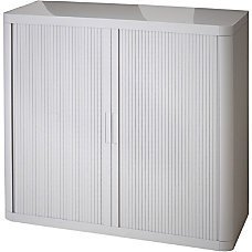 Paperflow USA Gray 41 Storage Cabinet