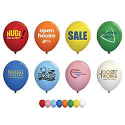 9 Round Balloon