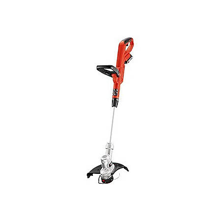 """Black & Decker 12"""" 20v MAX Lithium Trimmer and Edger - Battery Powered - 12"""" Cut - 65 mil Line Diameter - Yes - Lithium Ion (Li-Ion)"""