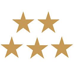Teacher Created Resources Gold Stars Foil