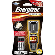 Energizer Vision HD Flashlight AA Metal