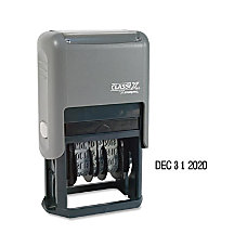 Xstamper Economy Self Inking 4 Year