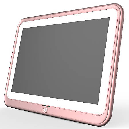 """HP Wi-Fi 9.5"""" Digital Photo Frame, 10.1"""", DF1050TWRG"""