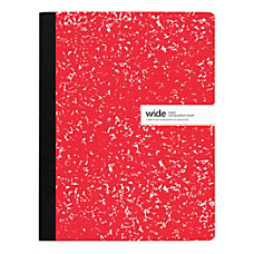 Office Depot Brand Composition Notebook 9