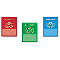 Trend Passport Classic Accents Learning Fun