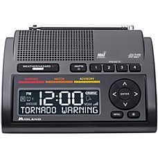 Midland WR400 Emergency Alert Weather Radio