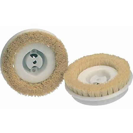 "Koblenz Replacement Brush - Tampico Bristle - 6"" Overall Diameter - 2 / Pack"