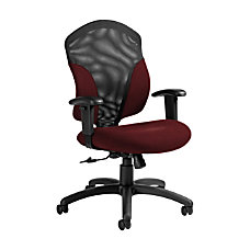 Global Tye Mesh Tilter Chair Mid