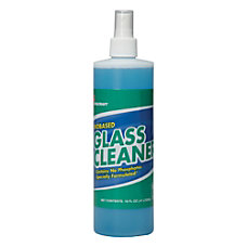 SKILCRAFT Quick Drying Glass Cleaner 16