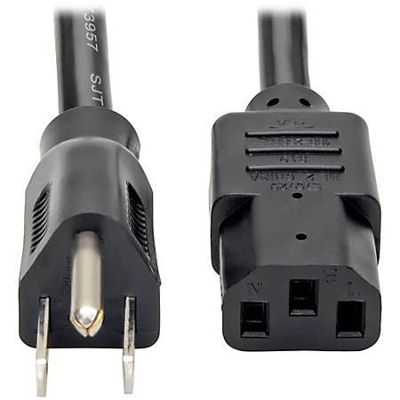 Tripp Lite P007-010 Standard Power Cord