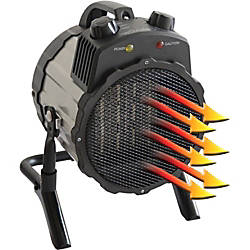 Comfort Glow Utility Heater with PTC