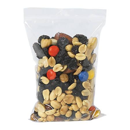 "Office Depot® Brand Reclosable Polypropylene Bags, 4"" x 5"", Clear, Case Of 1,000"