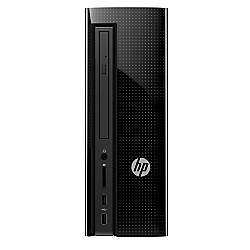 HP Slimline Desktop PC AMD A9