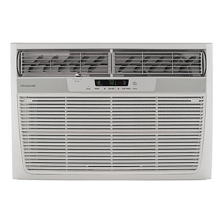 Frigidaire FFRH1822R2 Window Air Conditioner - Cooler, Heater - 5421.81 W Cooling Capacity - 4689.14 W Heating Capacity - 1170 Sq. ft. Coverage - Yes - Yes