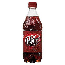 Dr Pepper 20 Oz Bottle