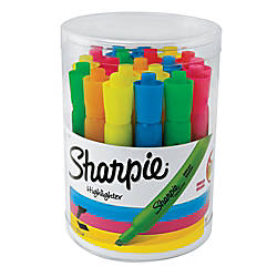Sharpie Accent Tank Style Highlighters Assorted