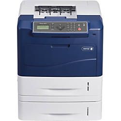 Xerox Phaser 4622DT Laser Printer Monochrome