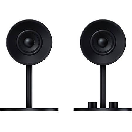 Razer Nommo Chroma 2.0 Speaker System, Black, RZ05-02460100-R3U1