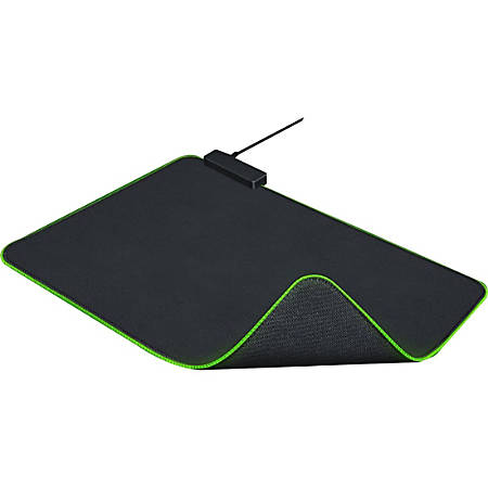 "Razer Goliathus Chroma Mouse Pad - Textured - 0.1"" x 14"" Dimension - Cloth Surface, Rubber Base"