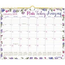 Cambridge Monthly Wall Calendar 14 78