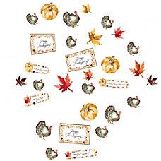 Amscan Paper Classic Thanksgiving Mega Value