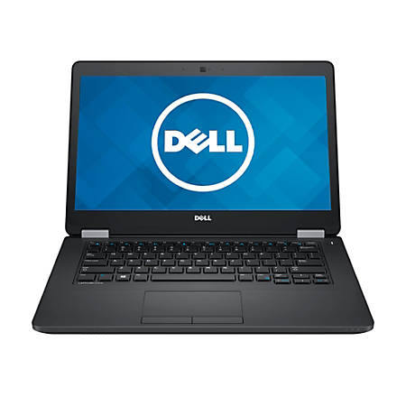"Dell™ Latitude 5270 Laptop, 12.5"" Screen, Intel® Core™ i5, 8GB Memory, 500GB Hard Drive, Windows® 7 Professional"