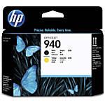HP C4900A BlackYellow Printheads