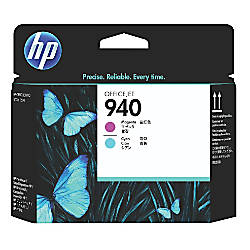 HP 940 CyanMagenta Printhead C4901A