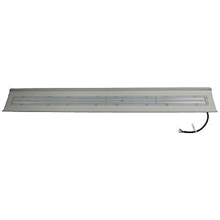 US LED Bayline Linear LED High Bay Fixture, 4', 5000 Kelvin, 204-Watt, 30,400 Lumens
