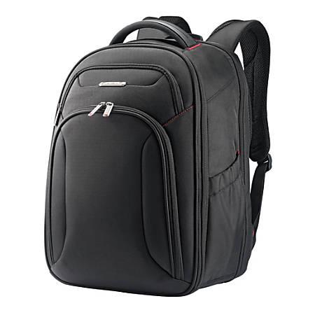 Samsonite® Xenon 3 Laptop Backpack, Black