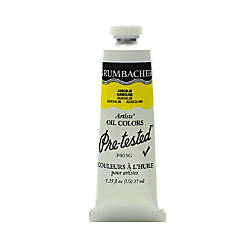Grumbacher P003 Pre Tested Artists Oil