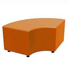 Marco Sonik Soft Seating Curved Bench