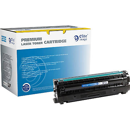 Elite Image Remanufactured Toner Cartridge - Alternative for Samsung (CLTC506L) - Cyan - Laser - High Yield - 3500 Pages - 1 Each