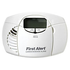 First Alert Battery Operated Carbon Monoxide