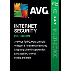 AVG Internet Security 2020 5 Devices