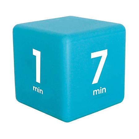 Datexx Time Cube® Preset Timer, Blue, Pre-K - College