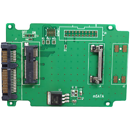 Aleratec mSATA SSD Adapter - 2