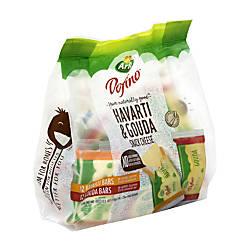Arla Havarti And Gouda Cheese Snacks