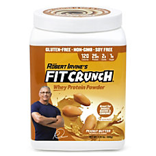 Fit Crunch Peanut Butter Whey Protein