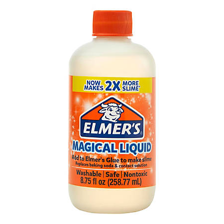 Elmer's® Activator Solution, 8.25 Oz, Clear