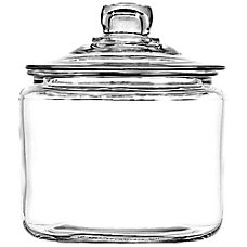 Anchor Jar With Lid 3 Quart