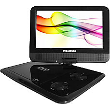 Sylvania SDVD9000B2 Portable DVD Player 9