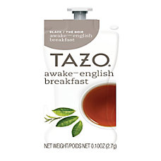 Tazo Awake English Breakfast Tea Single