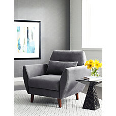 Serta Artesia Collection Arm Chair Slate